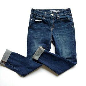 Gap Always Skinny Midwash Jeans 1969